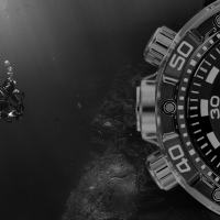Promaster Aqualand Depth Meter