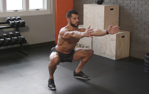 fitness-squat