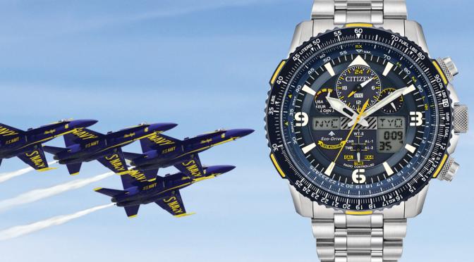 0132ce8893e Promaster Blue Angels SKYHAWK A-T (Model  JY8078-52L)